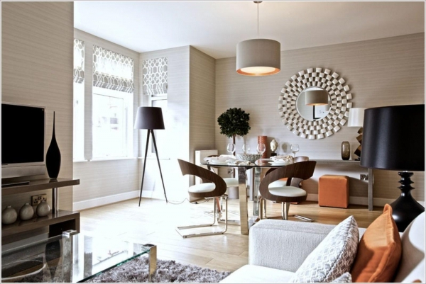 Wall Decor: 10 Best Mirror Decorating Ideas for Your Room. Maximize your living room's style with a well-placed mirror.